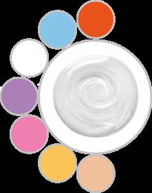 Colori naturali per Ogni Prodotto