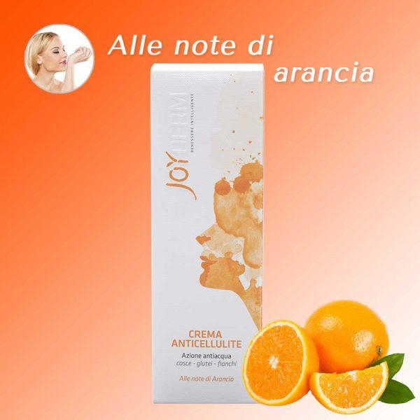 Crema Anticellulite Fragranza Arancia