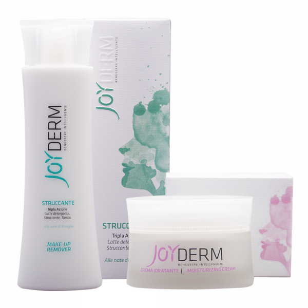 Kit Detergente e Idratante JoyDerm